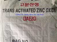 DAEZO (TRANS ACTIVATED ZINC OXIDE)